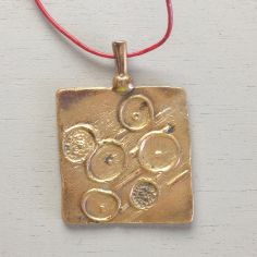 Pendentif PONCTUATION 1A