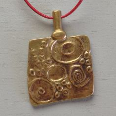 Pendentif PONCTUATION 2A