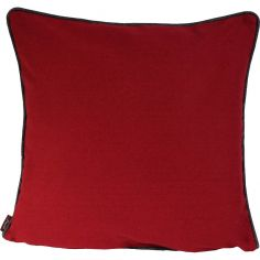 Collection Tavaillon -  coussin rouge