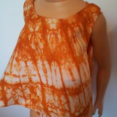 Barbot'dress wax orange