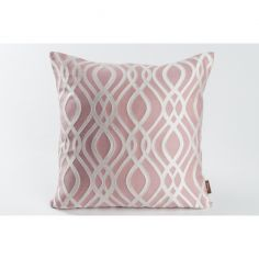 Collection Pastel - coussin Jasmin rose tendre