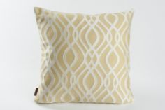 Collection Pastel - coussin Jasmin vert tendre